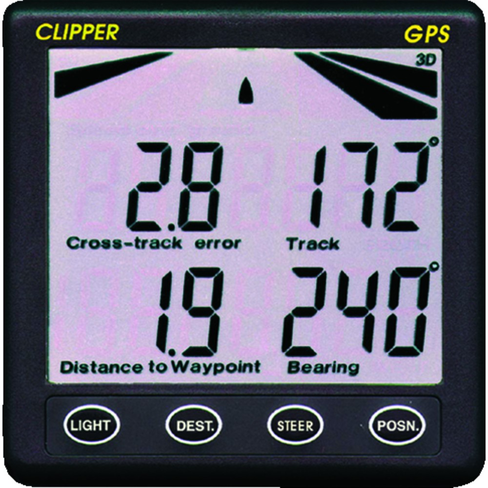 NASA Clipper GPS dotter